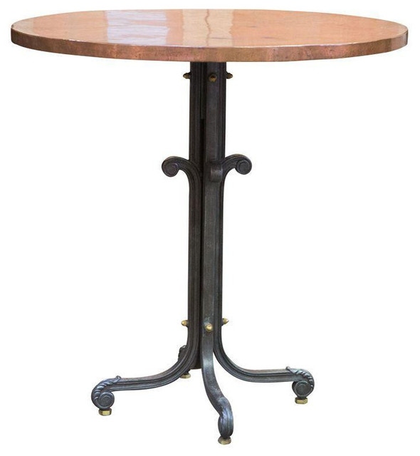 Brass Top Highboy Table 2 500 Est Retail 1 125 On