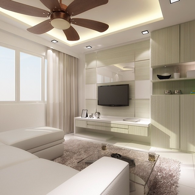 Studio Q Design contemporary-rendering