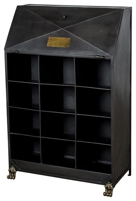 Hatfield Shoe Rack - Industrial - Shoe Storage - by C.G. Sparks