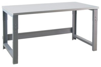 Bench Pro Roosevelt 1600 lb. Workbench with Formica Laminate Top modern-dining-benches