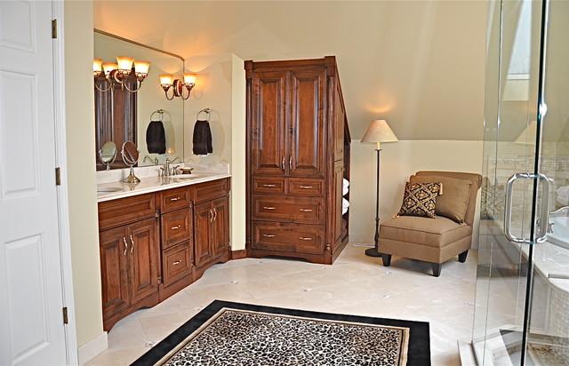 Master Bathroom Renovation contemporary-bathroom