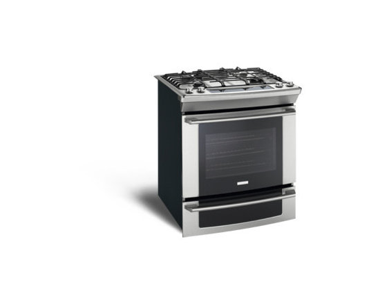 """30"""" Gas Built-In Range with Wave-Touch® Controls by Electrolux - Min-2-Max® Gas Burner"""