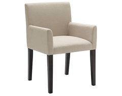Porter Upholstered Armchair contemporary-dining-chairs