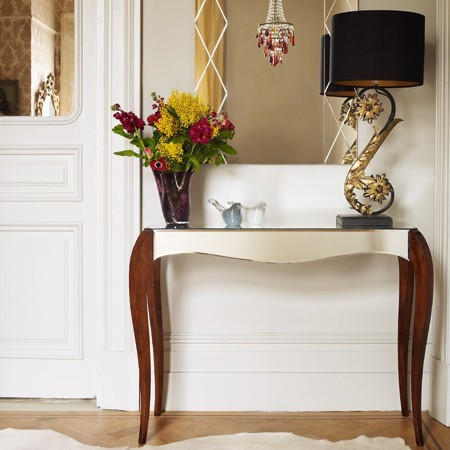 Amelie Console Table contemporary side tables and accent tables