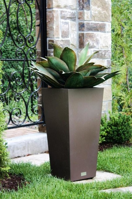 Creative Planters Modern Outdoor Pots And Planters