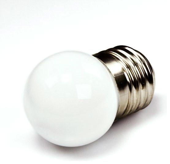 E27 LED Bulb, 8 LED contemporary-led-bulbs