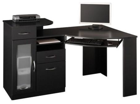 vantage corner desk modern desks and hutches by wayfair