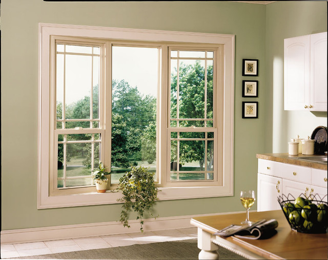 3 Lite Bow Window Traditional Windows And Doors