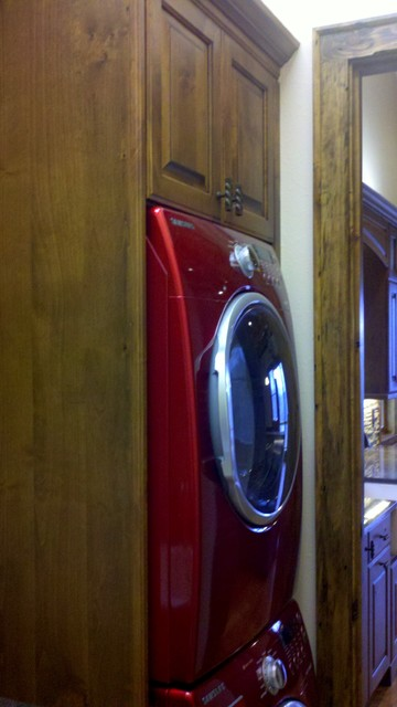 Other Home Spaces traditional-laundry-room