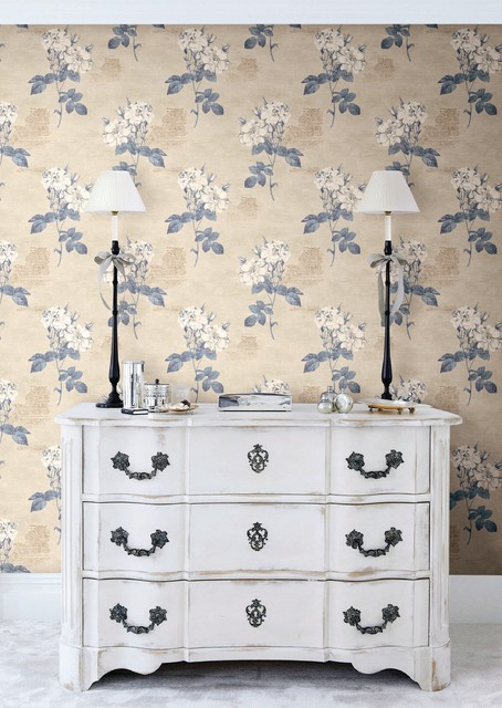 Hudson Collection traditional-wallpaper