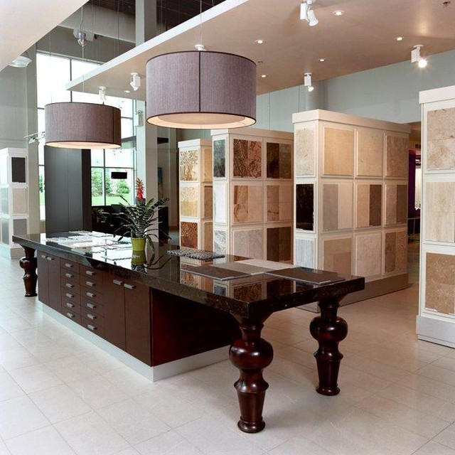 Kitchen Design Showrooms: By Moscone Tile & Marble