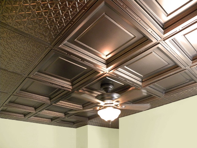 Madison And Continental Ceiling Tiles By Ceilume Ceiling