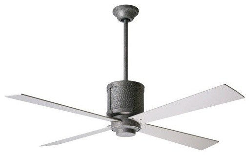 Bodega Ceiling Fan | Period Arts modern-ceiling-lighting