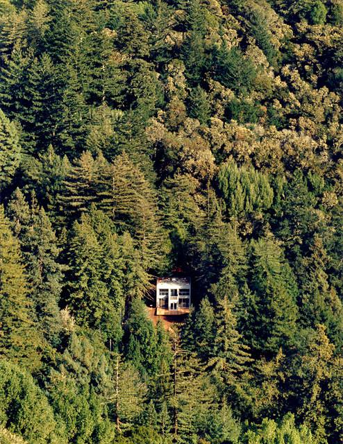 Stine Residence modern-exterior