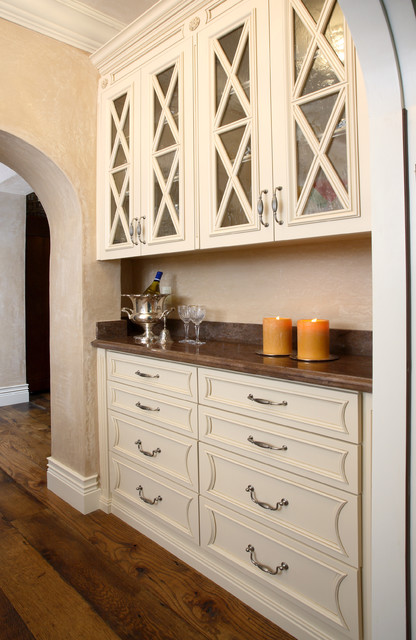 ... - Traditional - Kitchen - san francisco - by Precision Cabinets