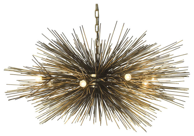 Lumière Chandelier by Jean de Merry contemporary chandeliers