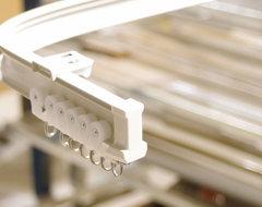 TM450b Hand-Drawn Track curtains
