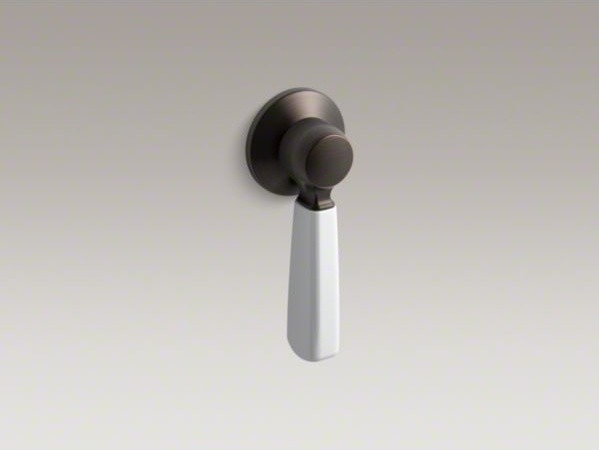 KOHLER Bancroft(R) toilet trip lever contemporary-bath-products