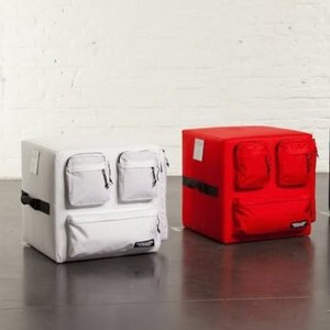 Quinze And Milan | Built to Resi(s)t Primary Pouf 02 modern-footstools-and-ottomans