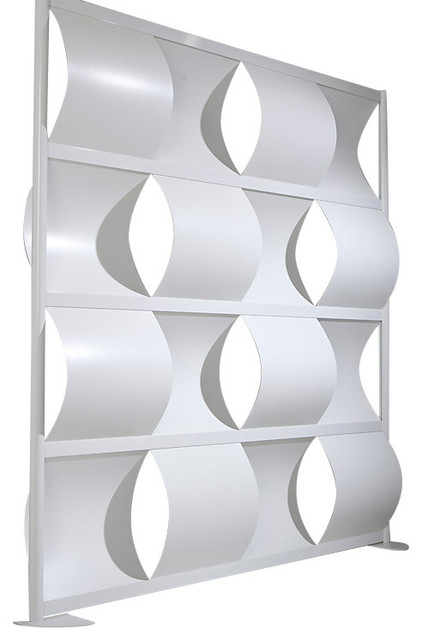 Loft Wall Wave Partition contemporary-screens-and-room-dividers