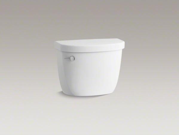 KOHLER Cimarron(R) 1.28 gpf high efficiency toilet tank with AquaPiston(R) flush contemporary-toilets