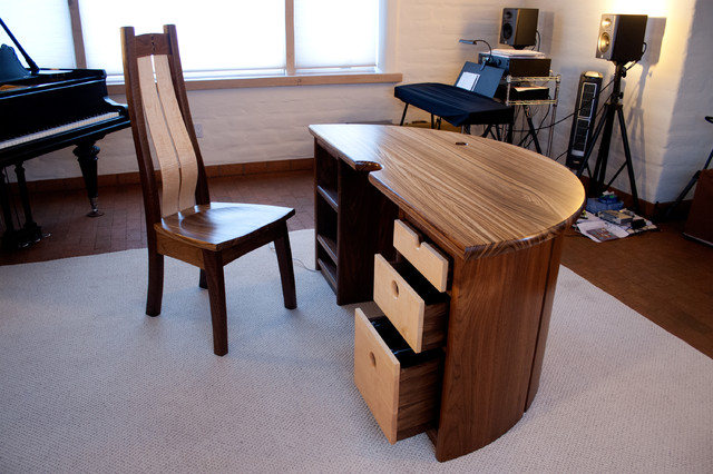Furniture In Clients 39 Spaces Contemporary Desks