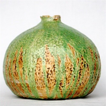 Ceramic Earthen Vase asian vases