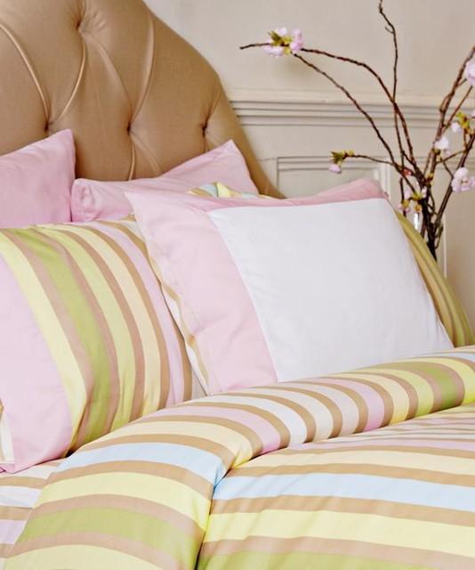 Jerri 4 Piece Twin Duvet Bedding Set contemporary-duvet-covers