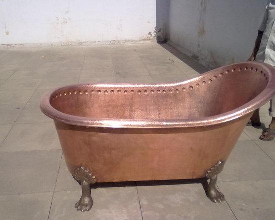 Bathtub Copper -