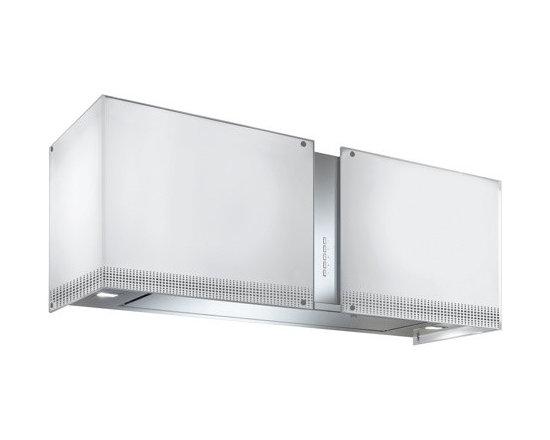 Futuro Futuro 39-inch Murano Fortuna LED Wall Range Hood - Type: Wall mount