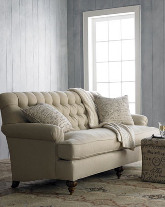 Nicole Sofa traditional sofas