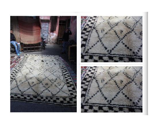 carpets from morocco - 4meter x 2.20 meter wool