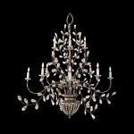 Fine Art Lamps A Midsummer Nights Dream 175940ST contemporary-chandeliers
