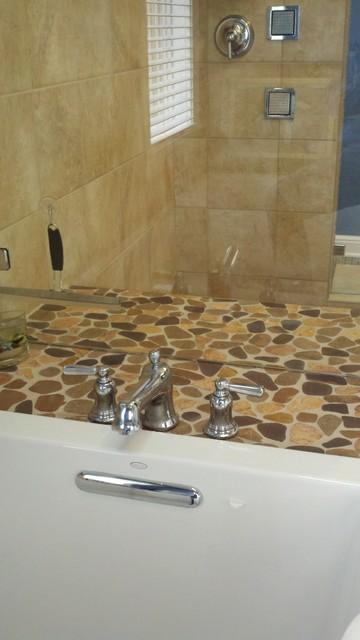 Beadboard Bathroom traditional-bathroom