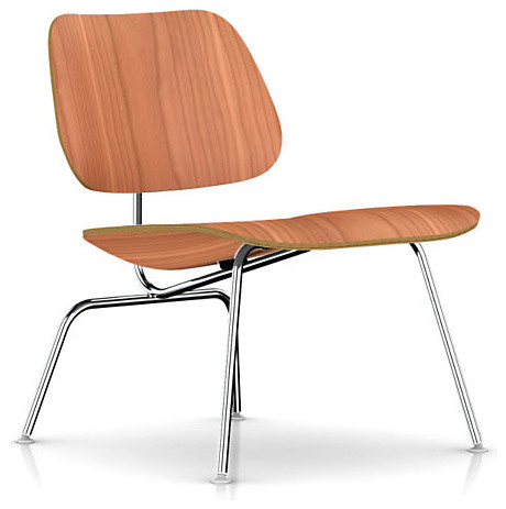 Eames Molded Plywood Lounge Chair Modern Armchairs And