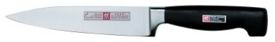 ZWILLING J.A. HENCKELS Four Star 6 in. Utility/Sandwich Knife modern-kitchen-knives-and-accessories
