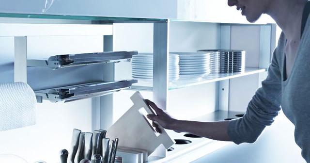Valcucine Logica kitchen-cabinets