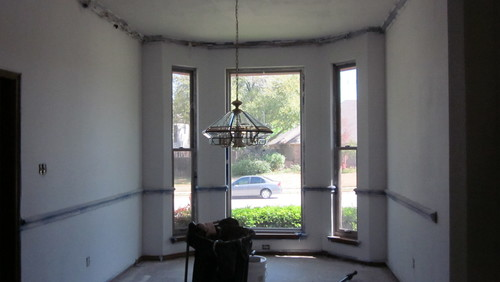 Open Foyer And Living Room : Open foyer dining room and living need help wall colors