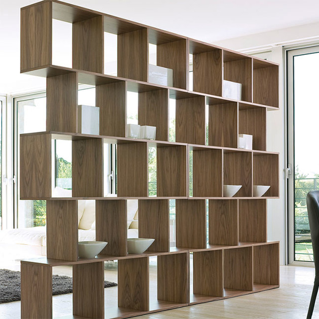 Contemporary Bookcases and Shelves 640 x 640