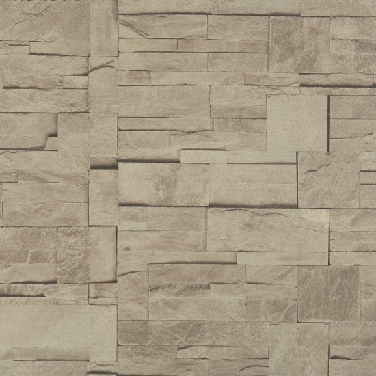Faux stone wallpaper coco sample contemporary for Modern wallpaper samples