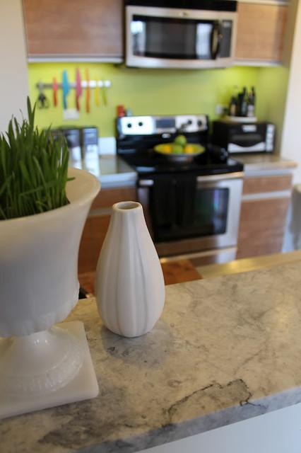 Industrial L.A. Loft contemporary-kitchen