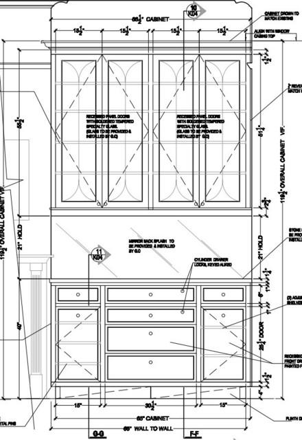 The Concept interior-elevation