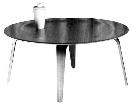 Eames Molded Plywood Coffee Table - Herman Miller modern-coffee-tables
