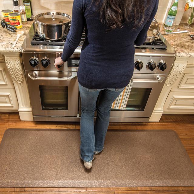 Granite Anti-fatigue Kitchen Mats contemporary-kitchen-products