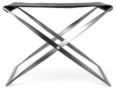 Fritz Hansen PK91™ Stool modern-footstools-and-ottomans