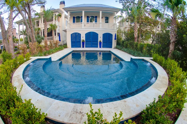 Aquatech Pools contemporary-pool