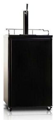 4.9 Cubic-Foot Refrigerator Black contemporary-refrigerators-and-freezers