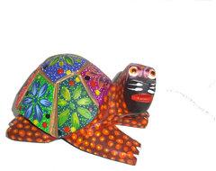 Turtle Alebrije traditional-home-decor