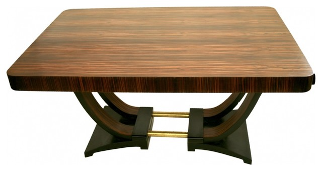 Art Deco Dining table eclectic dining tables