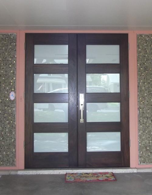 Lowes front doors - Doors Modern Front Doors Other Metro By The Front Door Company